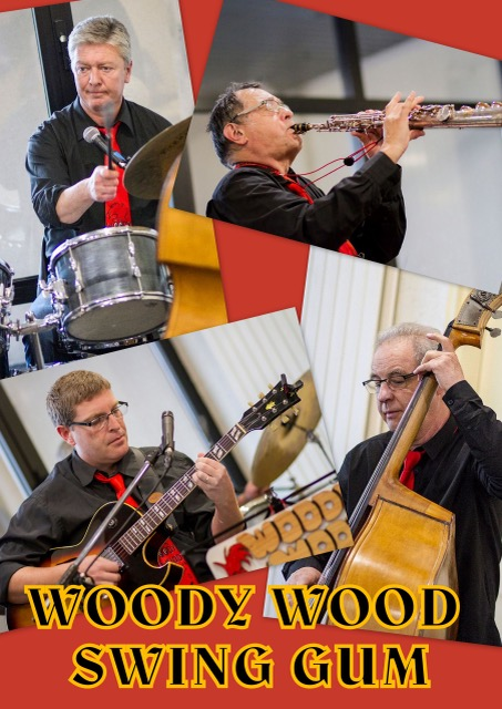 Woody Wood Swing Gum - Swing