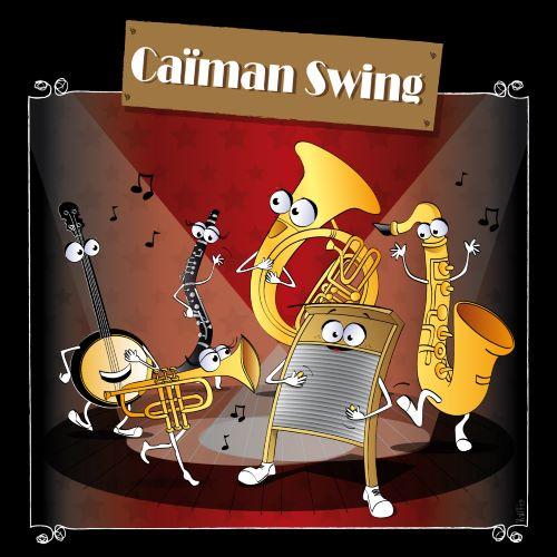 CAIMAN SWING - Swing