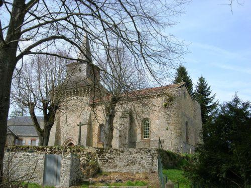 Eglise de SAINT HILAIRE LA PLAINE