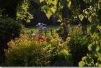 Jardin ouvert - po�sie au jardin