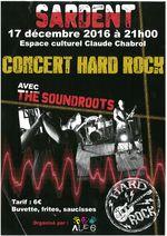 Concert hard rock