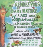 Rendez-vous Dame Nature
