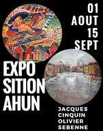 Exposition Cinquin/Sebenne