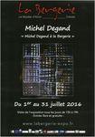 Exposition de Michel Degand