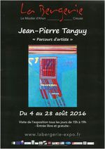 Exposition Jean-Pierre Tanguy