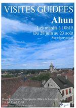 Visite guid�e Ahun
